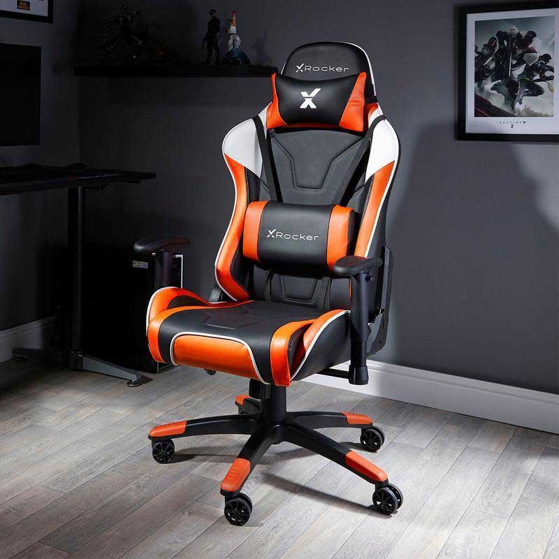 Admirable X Rocker X Rocker Gaming Uwap Interior Chair Design Uwaporg