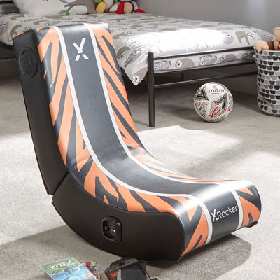 X Rocker® Animal Rocker 2.0 Bluetooth - Tiger