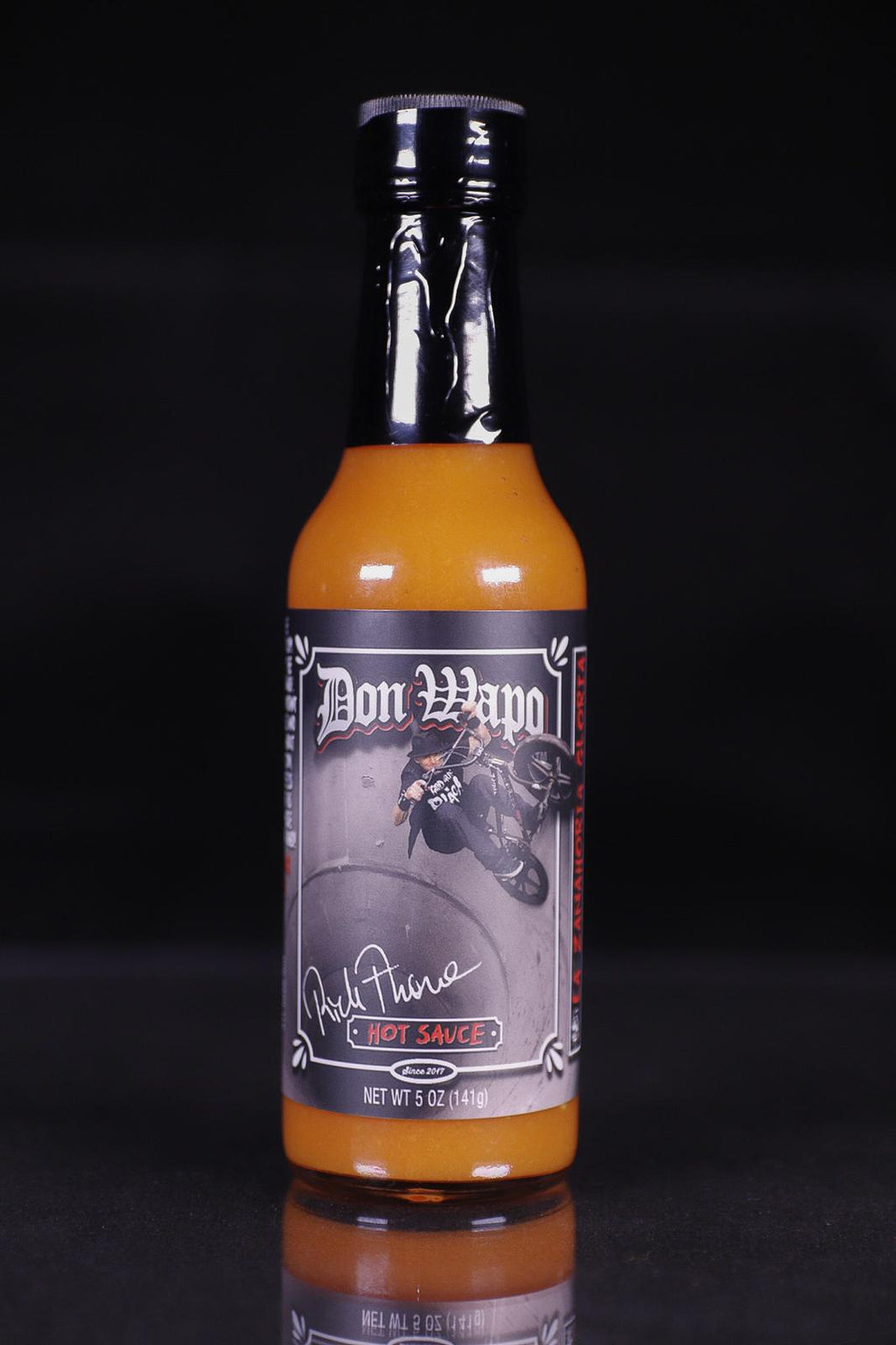 "Rick Thorne ""Zanahoria Gloria"" Hot Sauce"