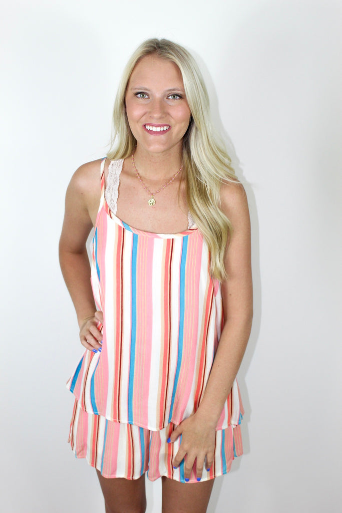 Beautiful Day Romper