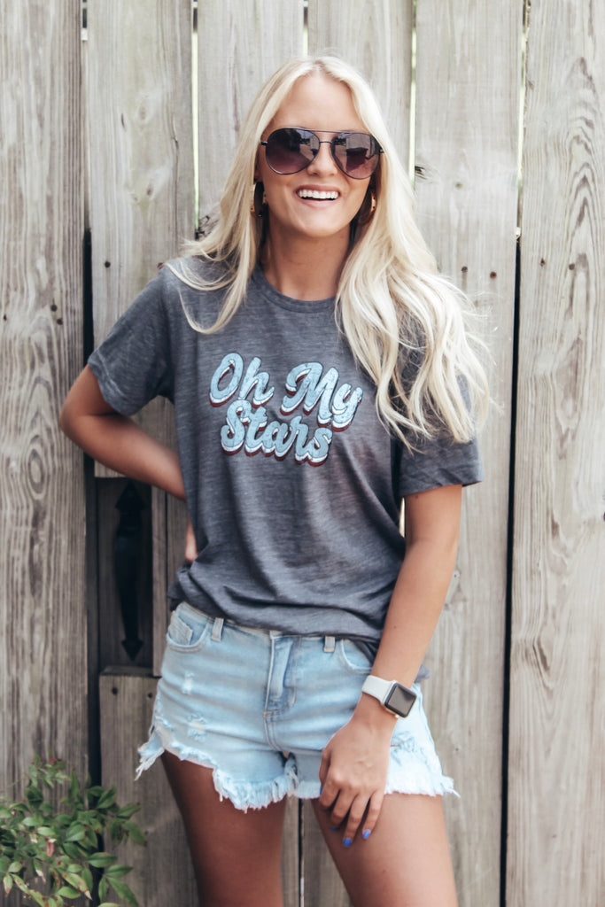 Friday + Saturday: Oh My Stars T-shirt