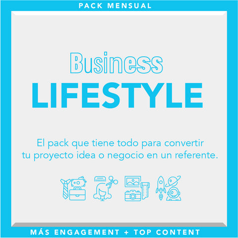 Pack Lifestyle for Business
