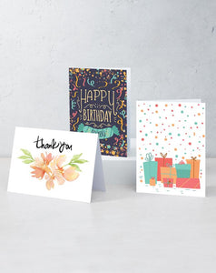 "Boxed Assortment of 15 Cards: ""All Occasion Set"""