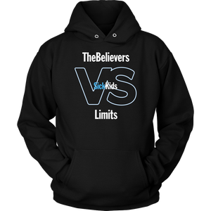 SickKids Crew: The Believers VS Limits Hoodie