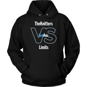 SickKids Crew: The Knitters VS Limits Hoodie