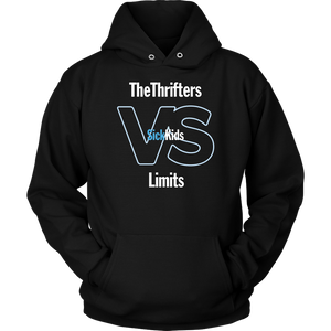 SickKids Crew: The Thrifters VS Limits Hoodie
