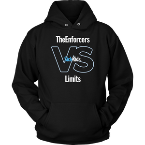 SickKids Crew: The Enforcers VS Limits Hoodie