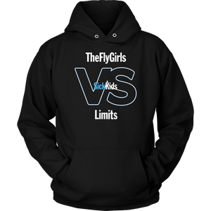 SickKids Crew: The Fly Girls VS Limits Hoodie