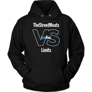 SickKids Crew: The Street Meats VS Limits Hoodie