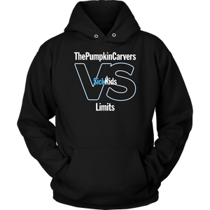 SickKids Crew: The Pumpkin Carvers VS Limits Hoodie