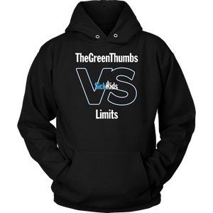 SickKids Crew: The Green Thumbs VS Limits Hoodie
