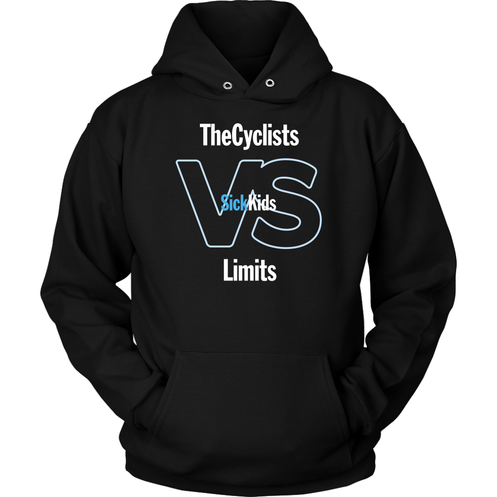 SickKids Crew: The Cyclists VS Limits Hoodie