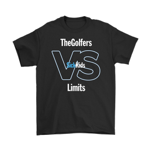 SickKids Crew: The Golfers VS Limits T-shirt
