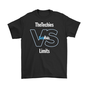 SickKids Crew: The Techies VS Limits T-shirt