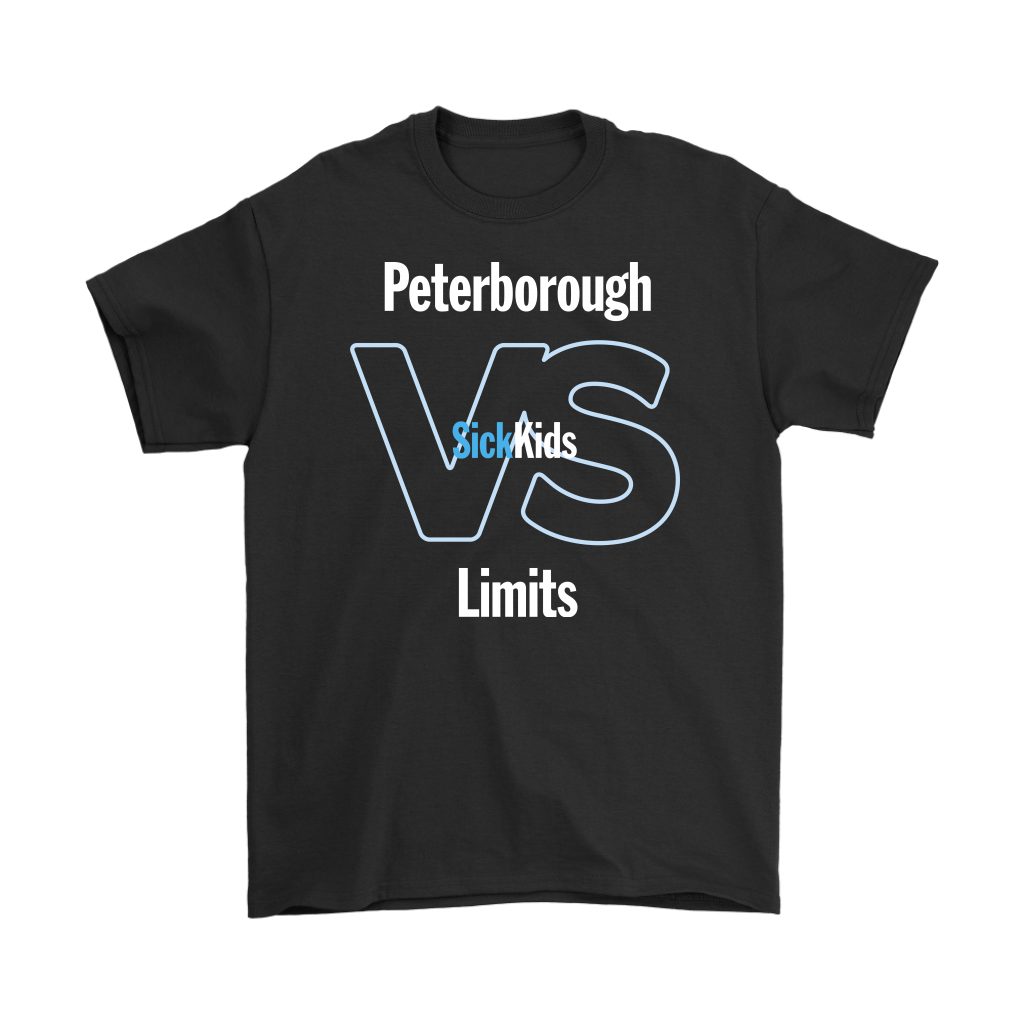 SickKids Crew: Peterborough VS Limits T-shirt