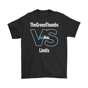 SickKids Crew: The Green Thumbs VS Limits T-shirt