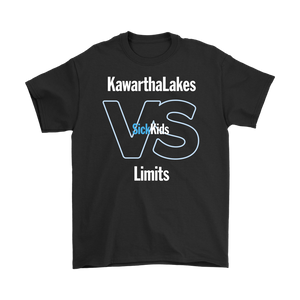 SickKids Crew: Kawartha Lakes VS Limits T-shirt