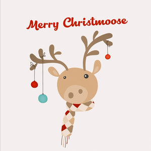 It's Christmoose time!