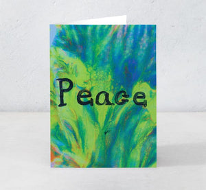 Peace (Designed by patient artist Hailey)