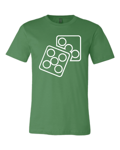 2-Dice Board Game T-Shirt