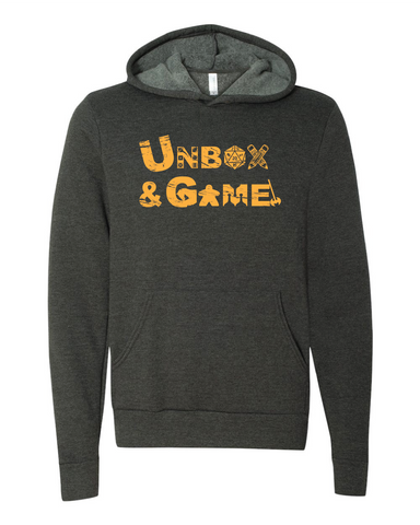UNBOX & GAME Board Game Hoodie