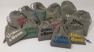 Custom Board Game Bags