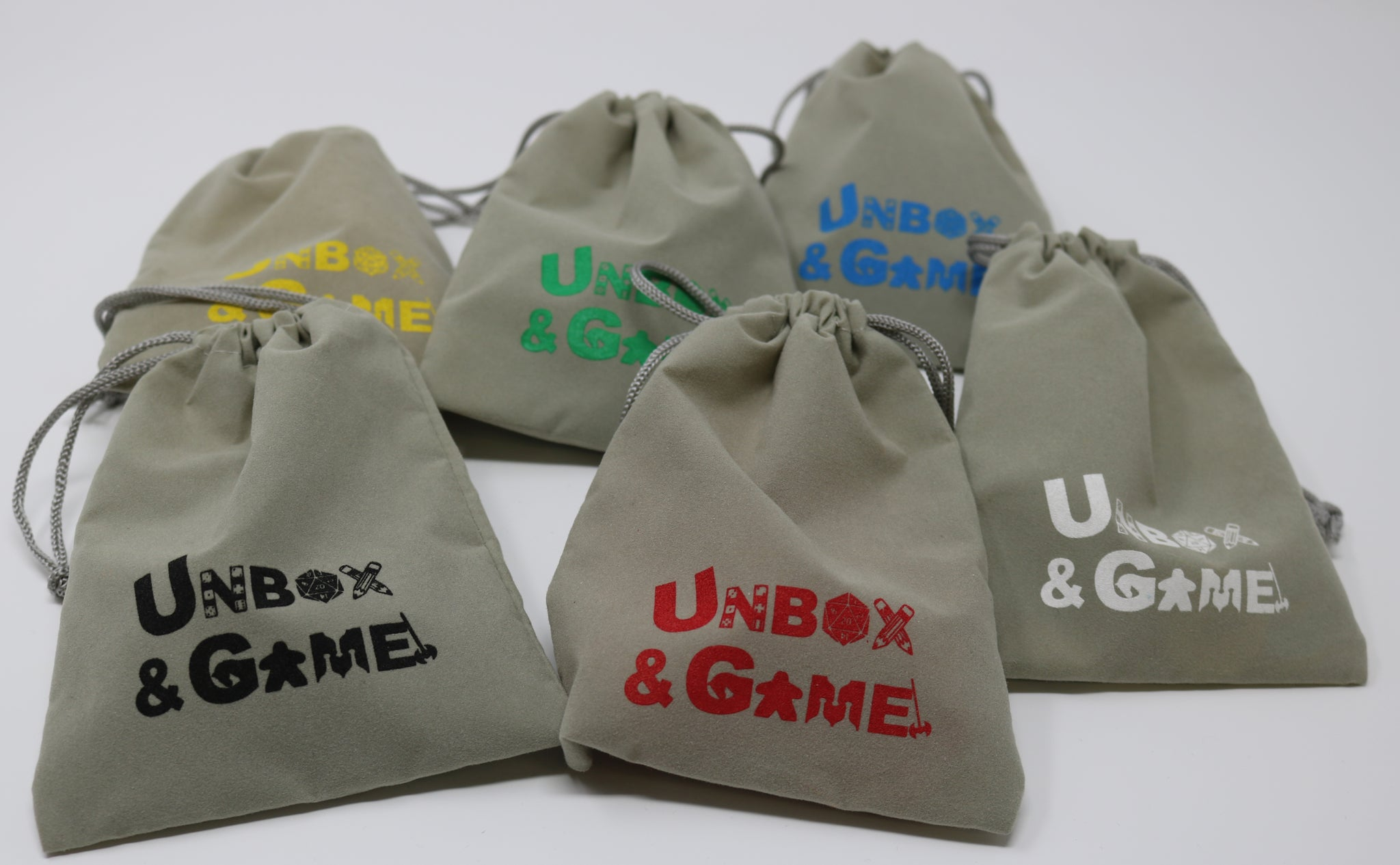 U&G  Game Bag Set (6) Large size