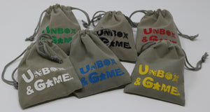 U&G  Game Bag Set (6) Small Size