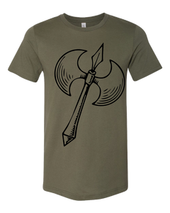 Battle Axe Board Game T-Shirt