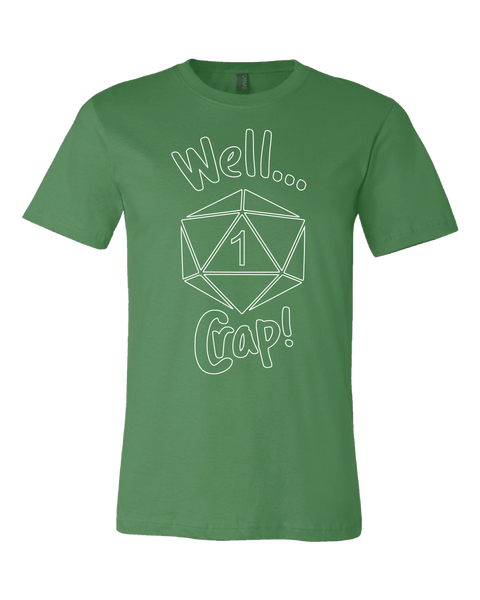 Well Crap Board Game T-Shirt