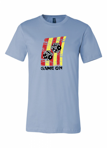 Game On Dice Board Game T-Shirt