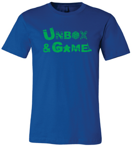 UNBOX & GAME T-Shirt #1