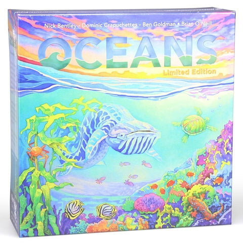 OCEANS LIMITED EDITION