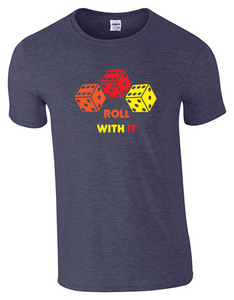 Roll With It Board Game T Shirt