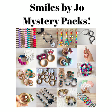 Mystery Packs - $20 Bundle! - Smiles By Jo