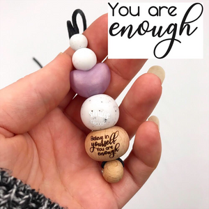 Inspire Me - You are Enough - Smiles By Jo