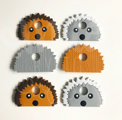 *NEW!* Hedgey! Silicone Teether