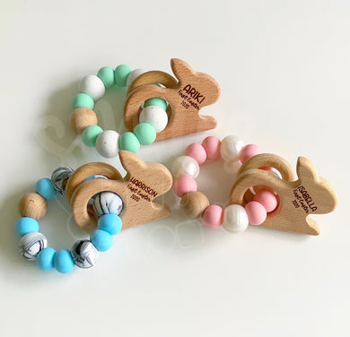Hoppy Easter Rattles - Limited Edition