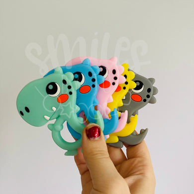 Silicone Teether - Dinosaur
