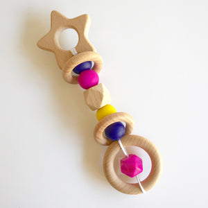 Wriggle Rattle - Smiles By Jo