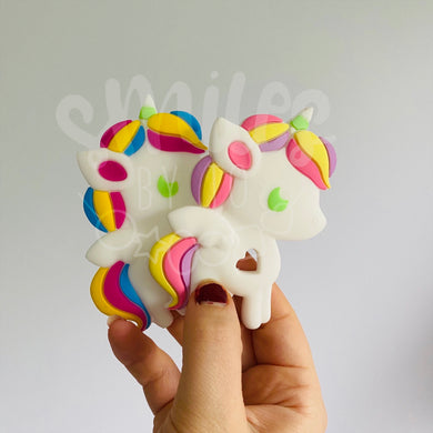 Silicone Teether - Unicorn