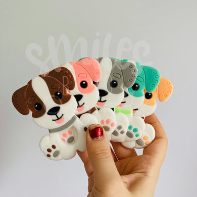 Silicone Teether - Puppy