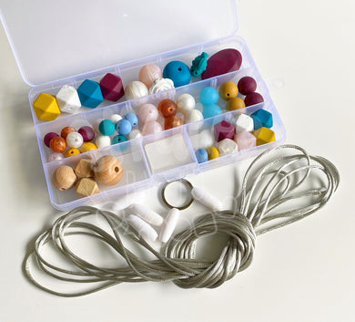 Mini Maker Beading Kit - Autumn
