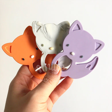 Foxy! Silicone Teether