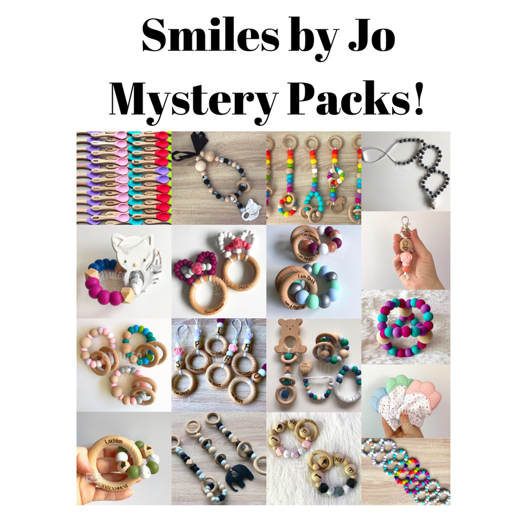 Mystery Packs - $75 Bundle! - Smiles By Jo