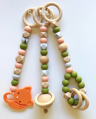Ready to Ship - Woodland Adventure - Apricot - Smiles By Jo