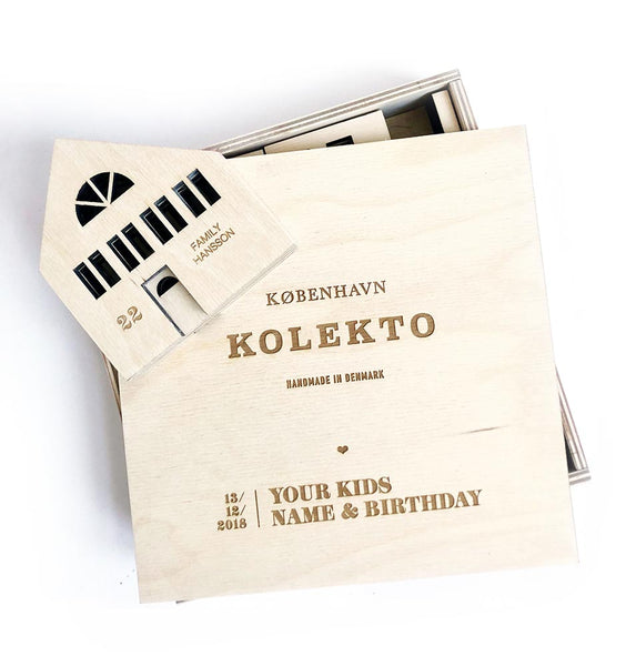 Personalized Wooden Toys from Kolekto