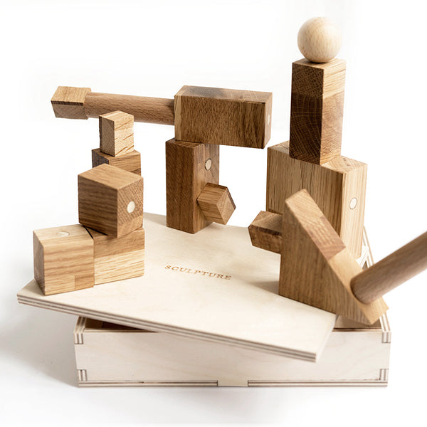 Wooden Handemade Toys from Kolekto