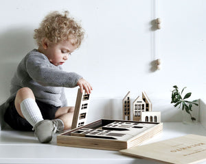 Wooden Toys with name from Kolekto