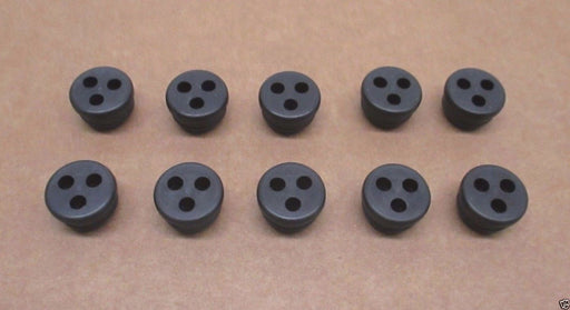 10 Pack Oregon 07-126 Fuel Line Grommet for Echo 132115-46730 1370030 3 Hole